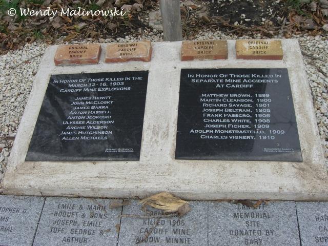 Cardiff Memorial