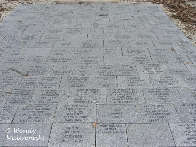 Cardiff Memorial Bricks