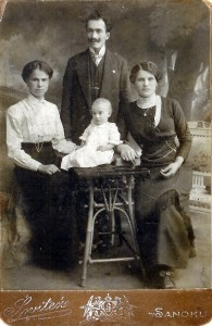 Suski Family in Sanok