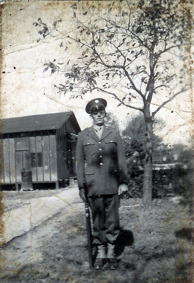 Galkowski, John Standing - Army Uniform