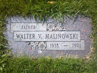 Malinowski, Walter V.