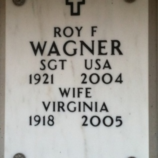 Wagner Tombstone http://our-lineage.com