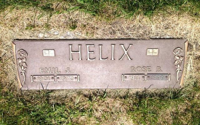 Helix-Bromberek Tombstone